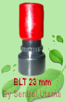 Stempel Bulat Diameter 23 mm